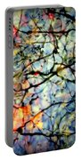 Natures Stained Glass Portable Battery Charger