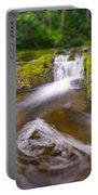 Nature's Water Slide Tilt Shift Portable Battery Charger