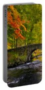 Natures Way Portable Battery Charger by Susan Candelario