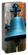 Nautical Bell Portable Battery Charger