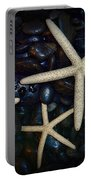 Nautical Sea Stars Portable Battery Charger