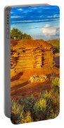 Navajo Hogan Canyon Dechelly Nps Portable Battery Charger