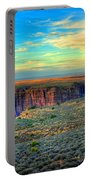 Navajo Sunset Portable Battery Charger