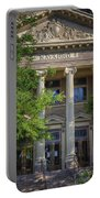 Navarro County Courthouse Portable Battery Charger