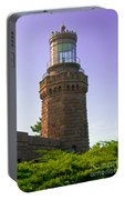 Navesink Twin Lights Lighthouse Portable Battery Charger