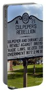 Nc-a21 Culpepers Rebellion Portable Battery Charger