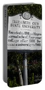 Nc-a37 Elizabeth City State University Portable Battery Charger