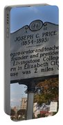 Nc-a61 Joseph C. Price 1854-1893 Portable Battery Charger