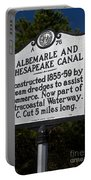Nc-a76 Albemarle And Chesapeake Canal Portable Battery Charger