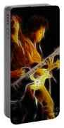 Neal Schon-gc5a-fractal Portable Battery Charger