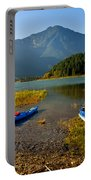 Near Pitt Lake Portable Battery Charger