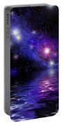Nebula Reflection Portable Battery Charger