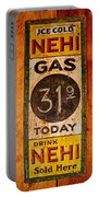 Nehi And Gas Sold Here Portable Battery Charger