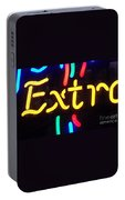 Neon Beer Sign - Extra Portable Battery Charger