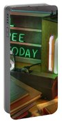 Neon Sign Portable Battery Charger