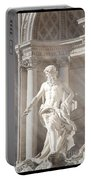 Neptune Statue Portable Battery Charger