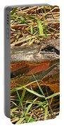 Nesting Alligator Portable Battery Charger