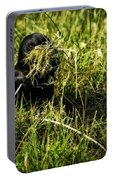 Nesting Material Portable Battery Charger