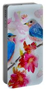 Nesting Pair Portable Battery Charger