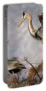 Nesting Time Portable Battery Charger by Debra and Dave Vanderlaan