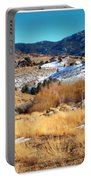 Nevada Landscape Portable Battery Charger