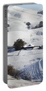Never Snows In California Portable Battery Charger