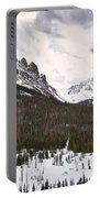 Never Summer Wilderness Area Panorama Portable Battery Charger