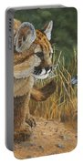 New Adventures - Cougar Cub Portable Battery Charger