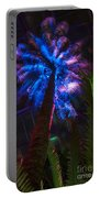 New Age Tropical Palm Portable Battery Charger