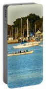 New Bedford Pier Portable Battery Charger
