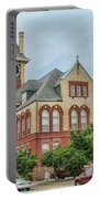 New Bern City Hall Portable Battery Charger