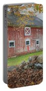New England Barn Square Portable Battery Charger