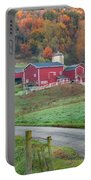 New England Farm Square Portable Battery Charger