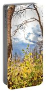 New Generation - Mixed Media - Casper Mountain - Casper Wyoming Portable Battery Charger