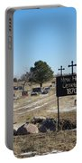 New Hope Cemetery Portable Battery Charger