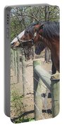 New Horse In The Herd Portable Battery Charger