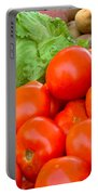 New Jersey Farm Market Goodness Portable Battery Charger