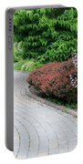 Frelinghuysen Arboretum Path Portable Battery Charger