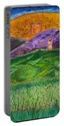 New Jerusalem Portable Battery Charger by Cassie Sears