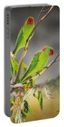 New Life - Little Lorikeets Portable Battery Charger