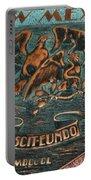 New Mexico Crescit Eundo Portable Battery Charger