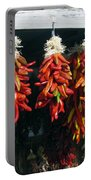 New Mexico Red Chili Peppers Portable Battery Charger