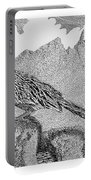 New Mexico Roadrunner Portable Battery Charger