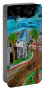 New Old Town La Quinta Portable Battery Charger