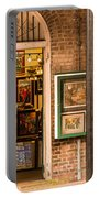 New Orleans Art Shop On Royal Portable Battery Charger