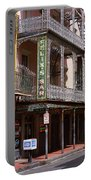 New Orleans - Bourbon Street 10 Portable Battery Charger