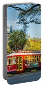New Orleans - Canal St Streetcar 2 Portable Battery Charger