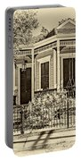 New Orleans Charm 2 Portable Battery Charger