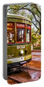 New Orleans Classique Oil Portable Battery Charger