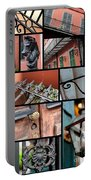 New Orleans Collage 2 Portable Battery Charger